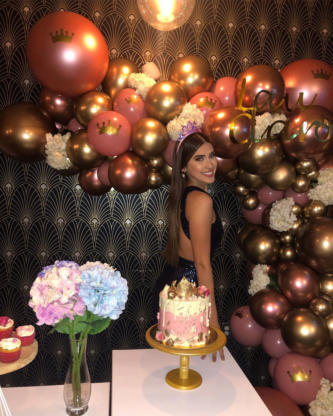 laura claro, primera finalista de reyna hispanoamericana 2019. - Página 3 72477310