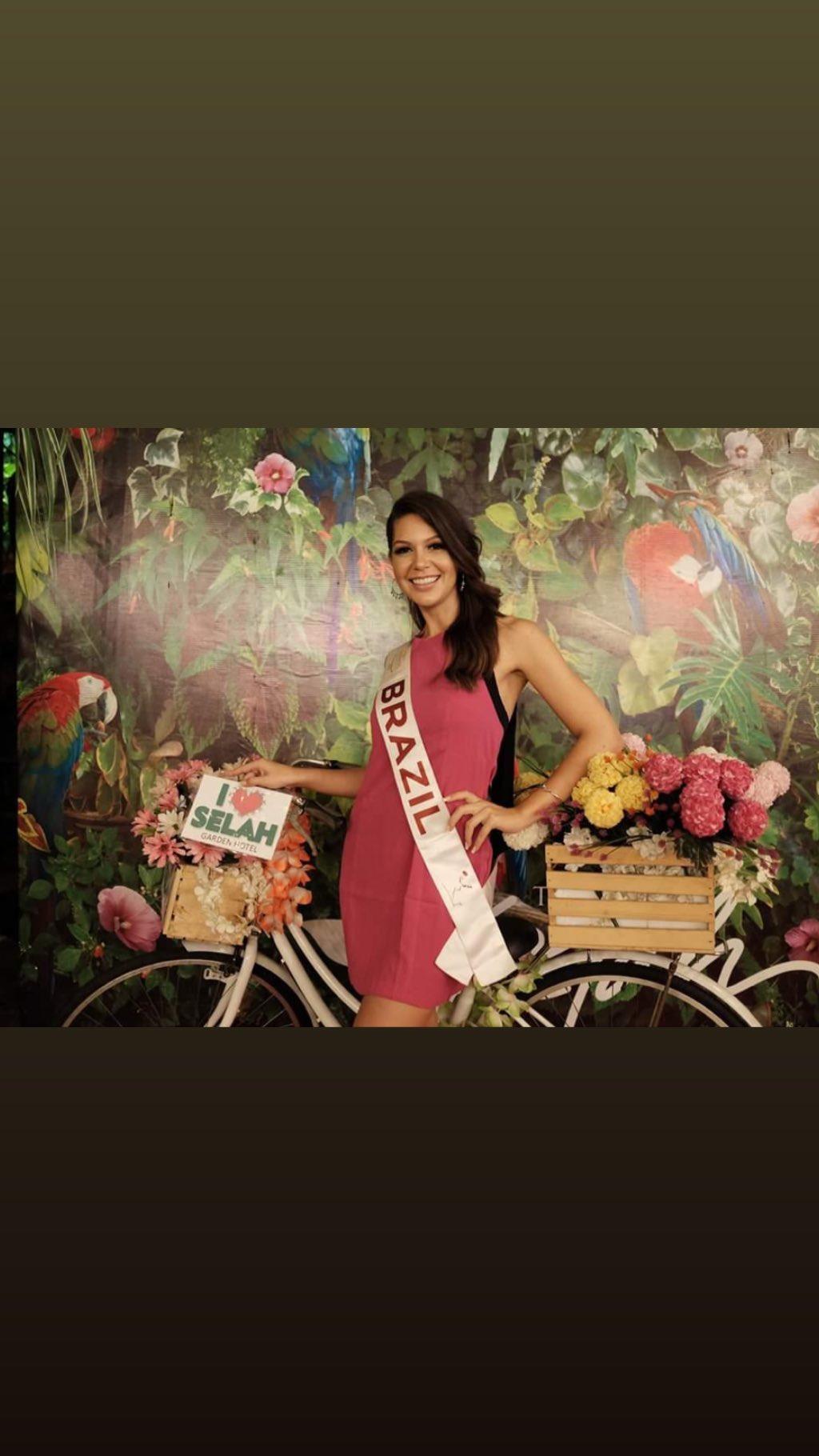 carolina schuler, 3rd runner-up de miss asia pacific international 2019/miss brasil universitaria 2017. - Página 4 72478710