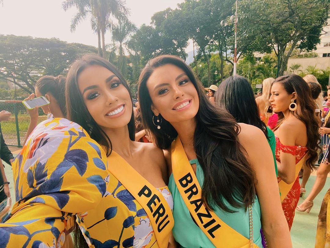 camila escribens, miss supranational peru 2020. - Página 6 72485110
