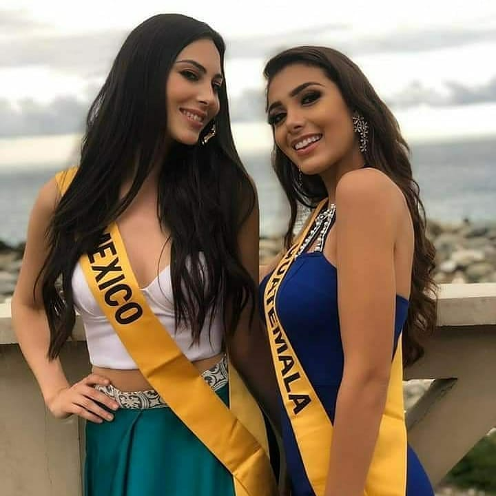 maria malo, 1st runner-up de miss grand international 2019. - Página 15 72530010