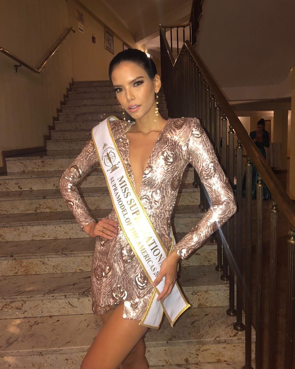 yaiselle tous, miss supranational colombia 2019. - Página 10 72535110
