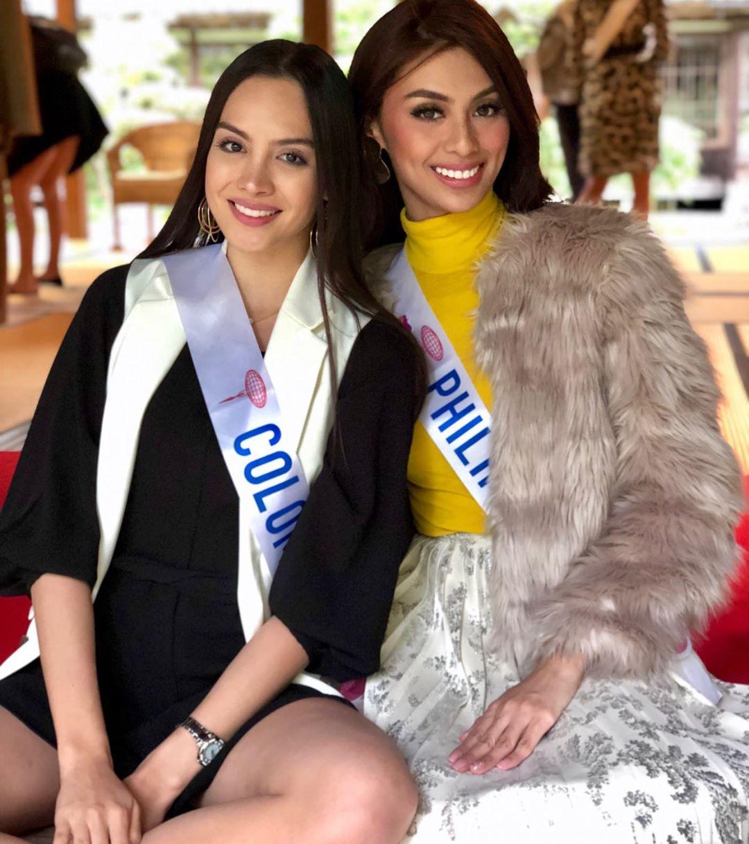maria alejandra vengoechea, 3rd runner-up de miss international 2019. - Página 4 72575410