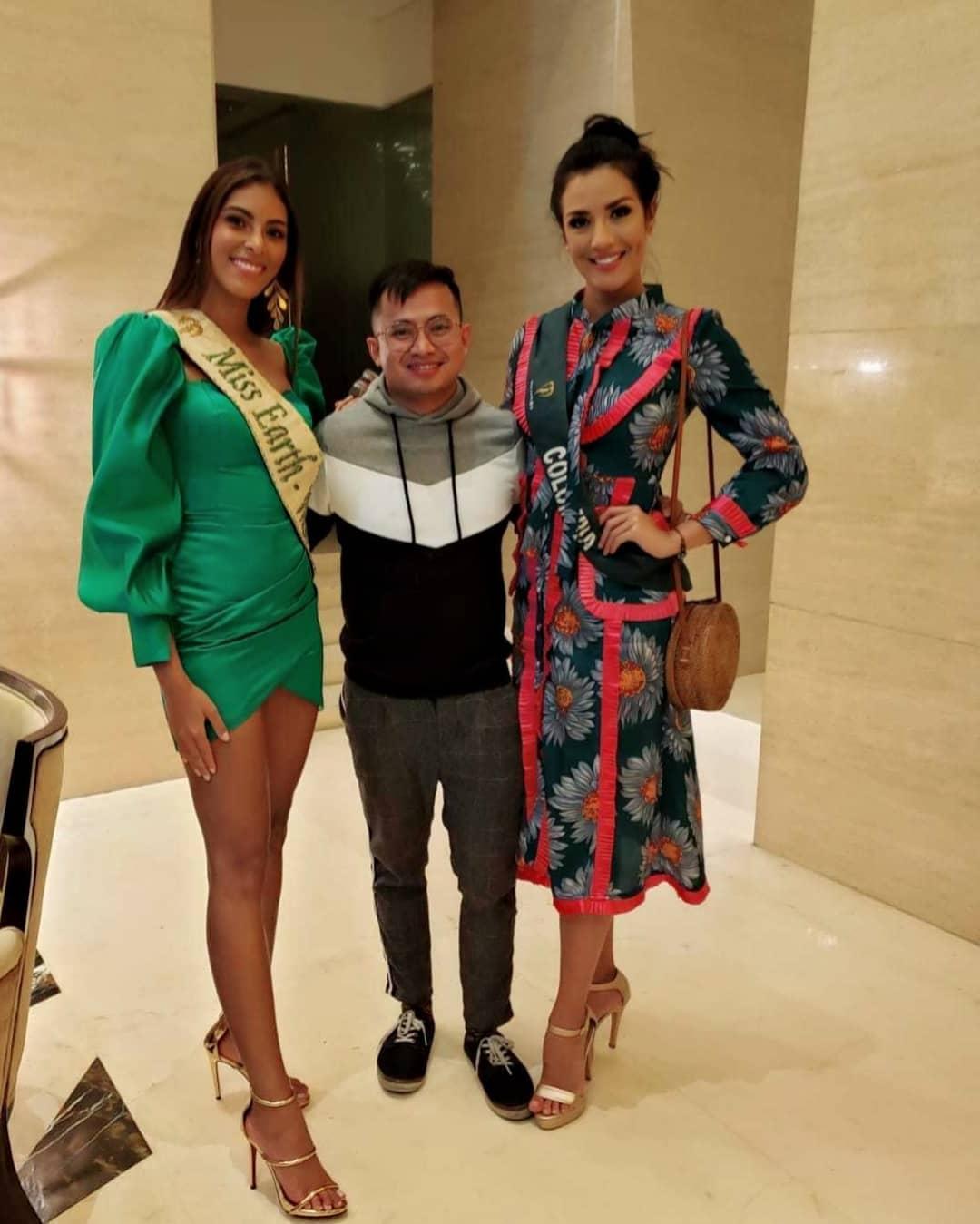 yenny katherine carrillo, top 20 de miss earth 2019/reyna mundial banano 2017. - Página 14 72584110