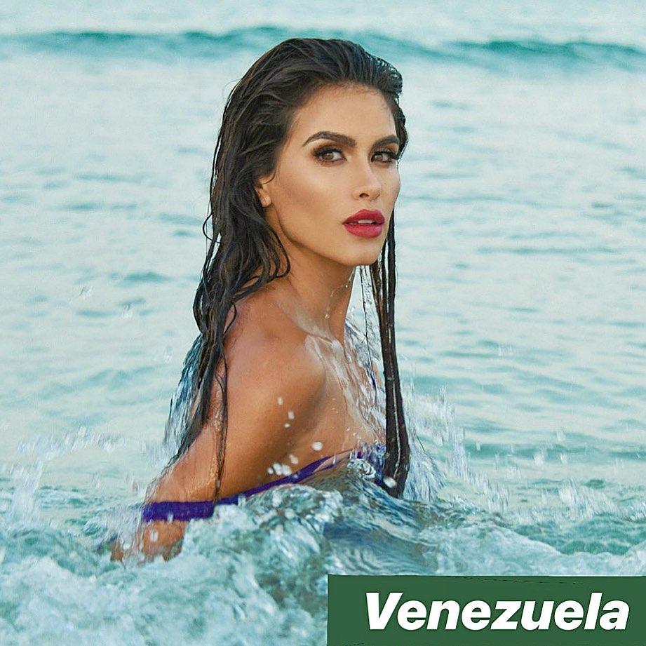 michell castellanos, miss earth venezuela 2019. - Página 7 72637010