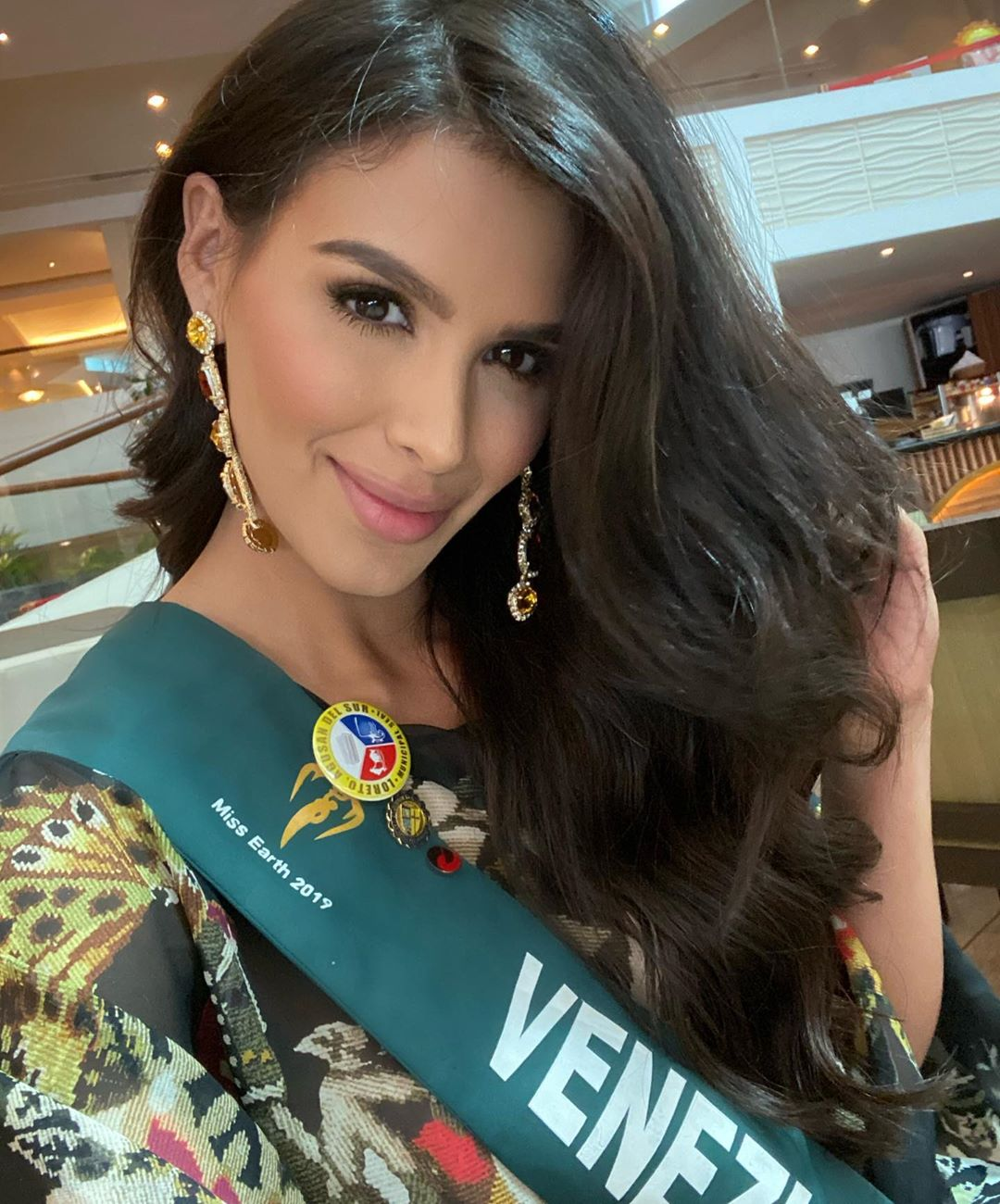 michell castellanos, miss earth venezuela 2019. - Página 6 72658410