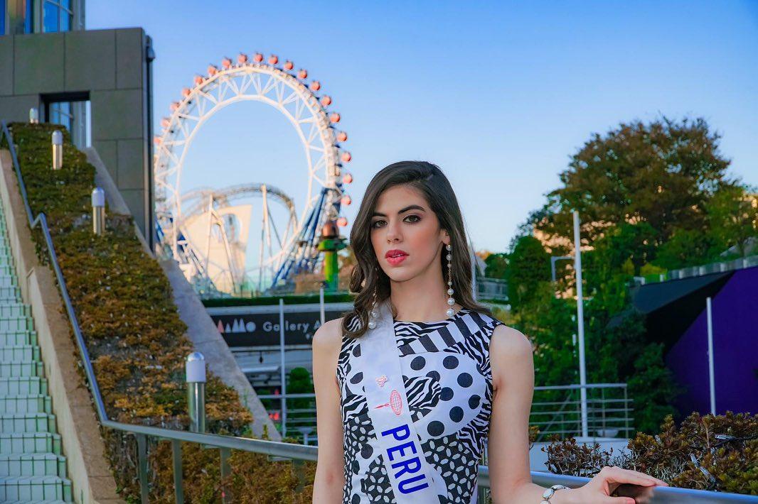majo barbis, miss international peru 2019. - Página 6 72670210