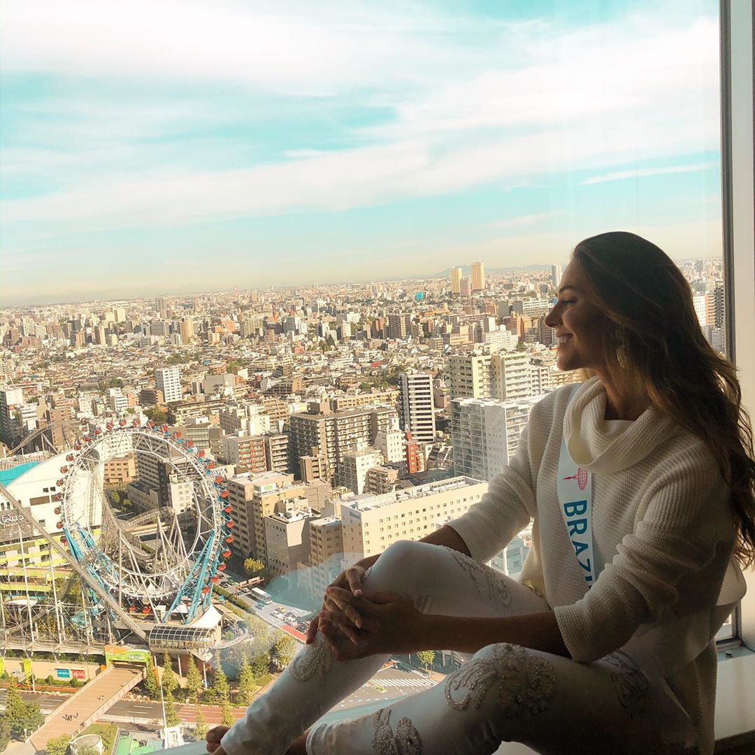 carolina stankevicius, miss brasil internacional 2019. - Página 5 72711210