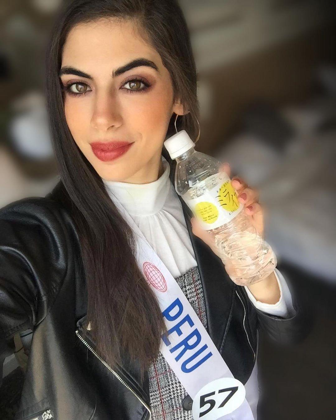 majo barbis, miss international peru 2019. - Página 3 72749510