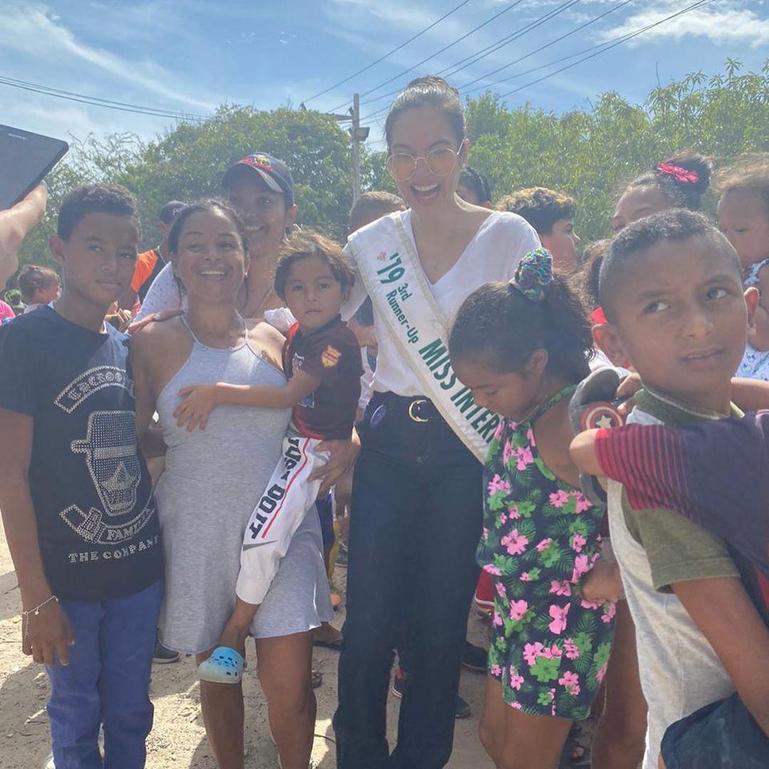 maria alejandra vengoechea, miss colombia hispanoamericana 2021/3rd runner-up de miss international 2019. - Página 12 72762911