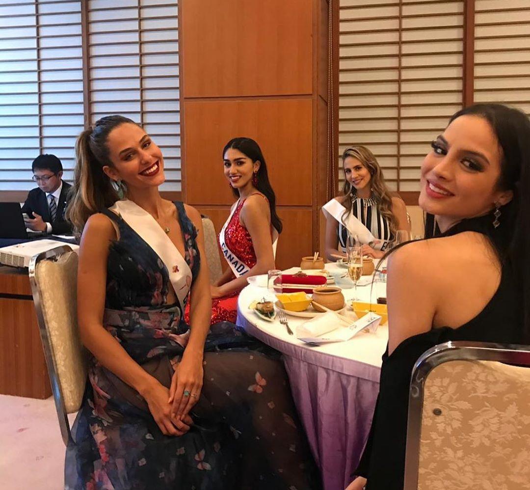 maria alejandra vengoechea, miss colombia hispanoamericana 2021/3rd runner-up de miss international 2019. - Página 5 72776412