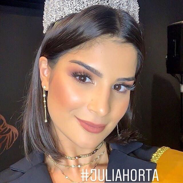 julia horta, miss brasil universo 2019/top 2 de reynado internacional cafe 2016, top 5 de miss tourism international 2017. - Página 71 72786414