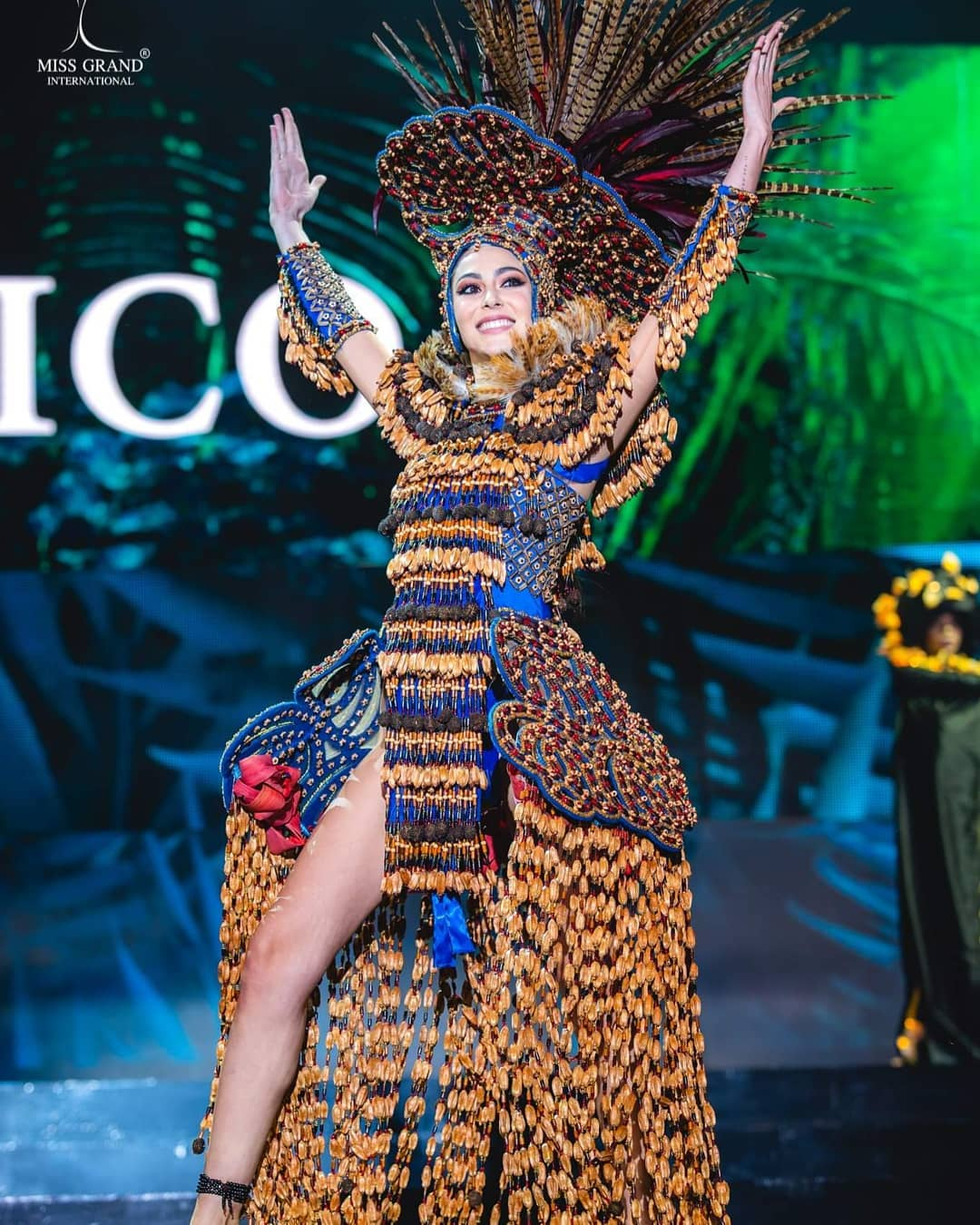 maria malo, 1st runner-up de miss grand international 2019. - Página 15 72787910