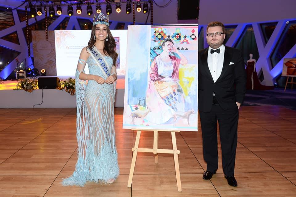 vanessa ponce de leon, miss world 2018. II - Página 3 72838210
