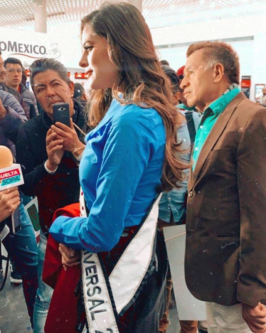 sofia aragon, 2nd runner-up de miss universe 2019. - Página 6 72841810