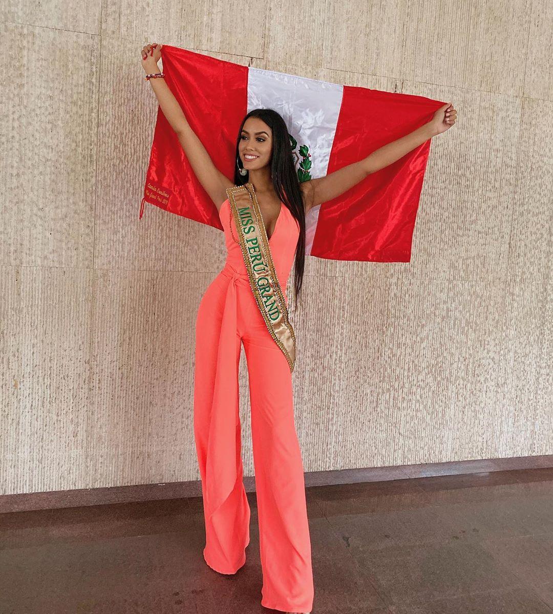 camila escribens, miss supranational peru 2020. - Página 4 72850310