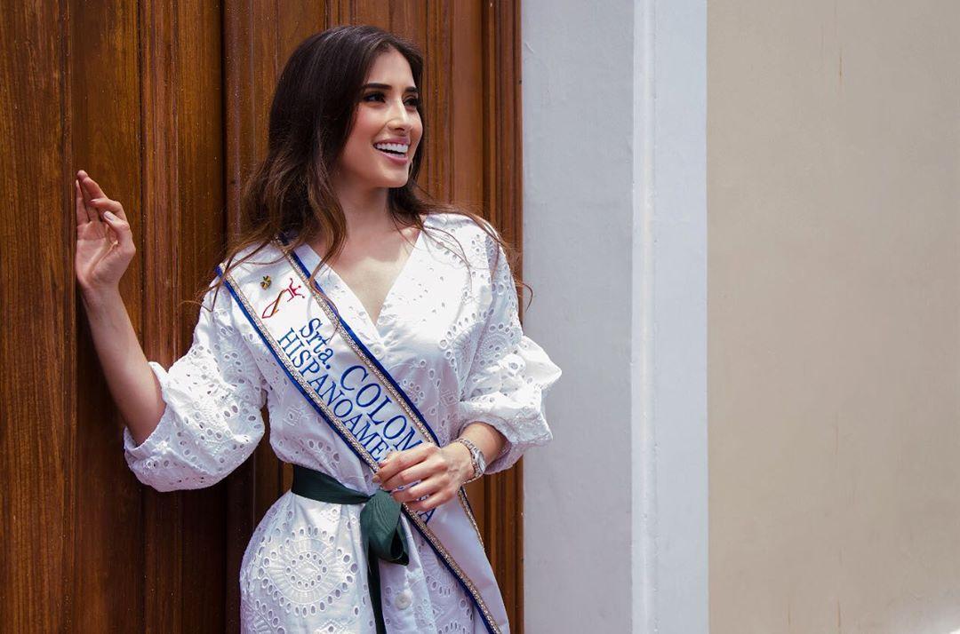 laura claro, primera finalista de reyna hispanoamericana 2019. - Página 3 72867411