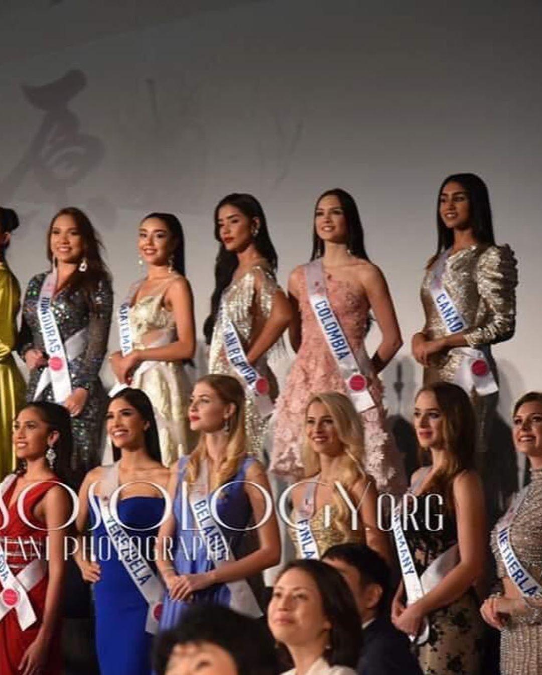 maria alejandra vengoechea, miss colombia hispanoamericana 2021/3rd runner-up de miss international 2019. - Página 6 72891010