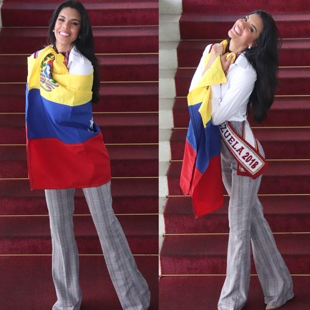 isabella rodriguez, top 40 de miss world 2019. - Página 5 72980211
