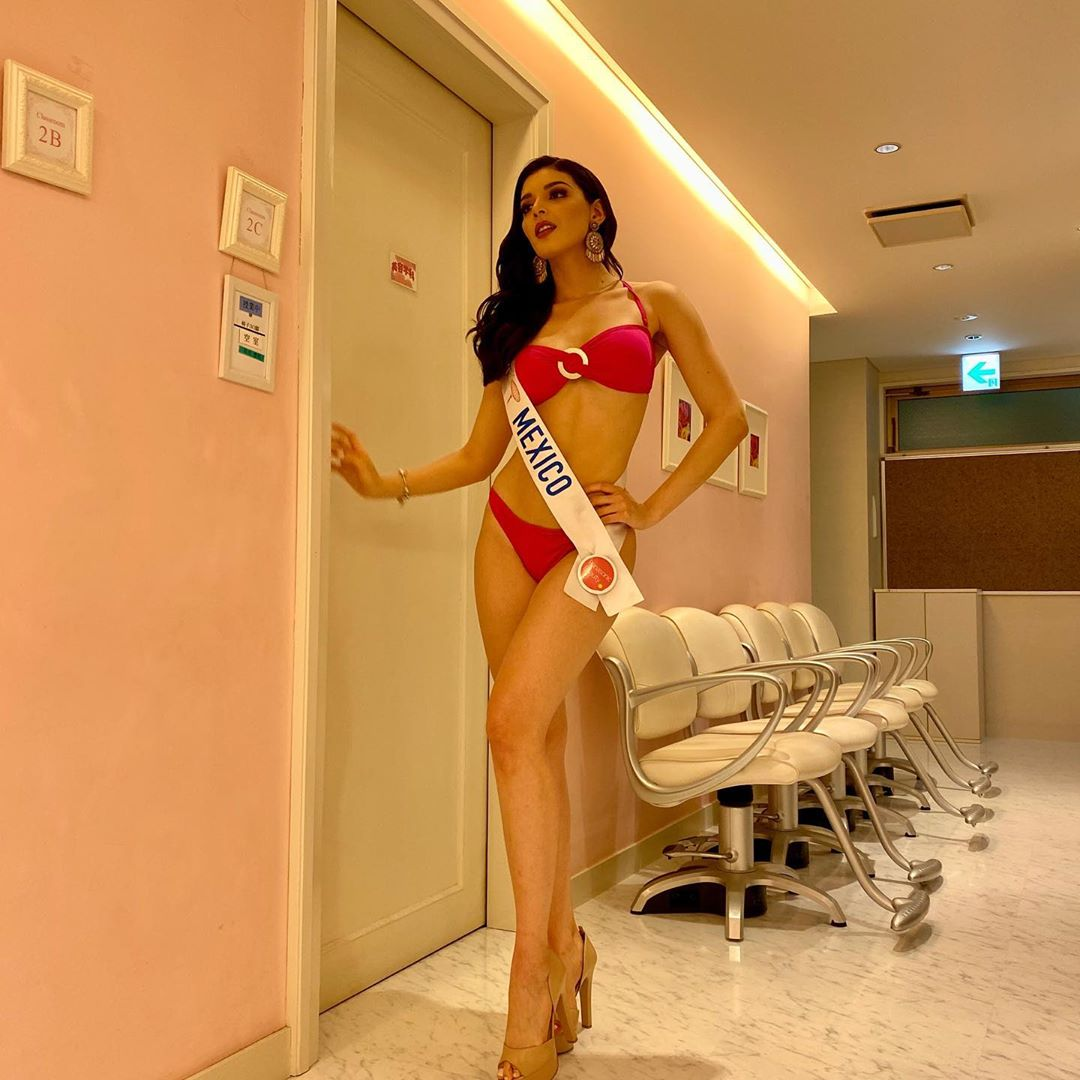 andrea toscano, 1st runner-up de miss international 2019. - Página 39 73114810