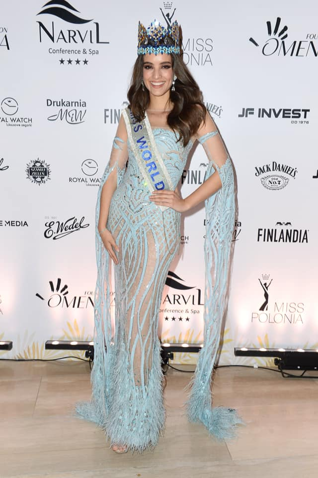 vanessa ponce de leon, miss world 2018. II - Página 3 73127810