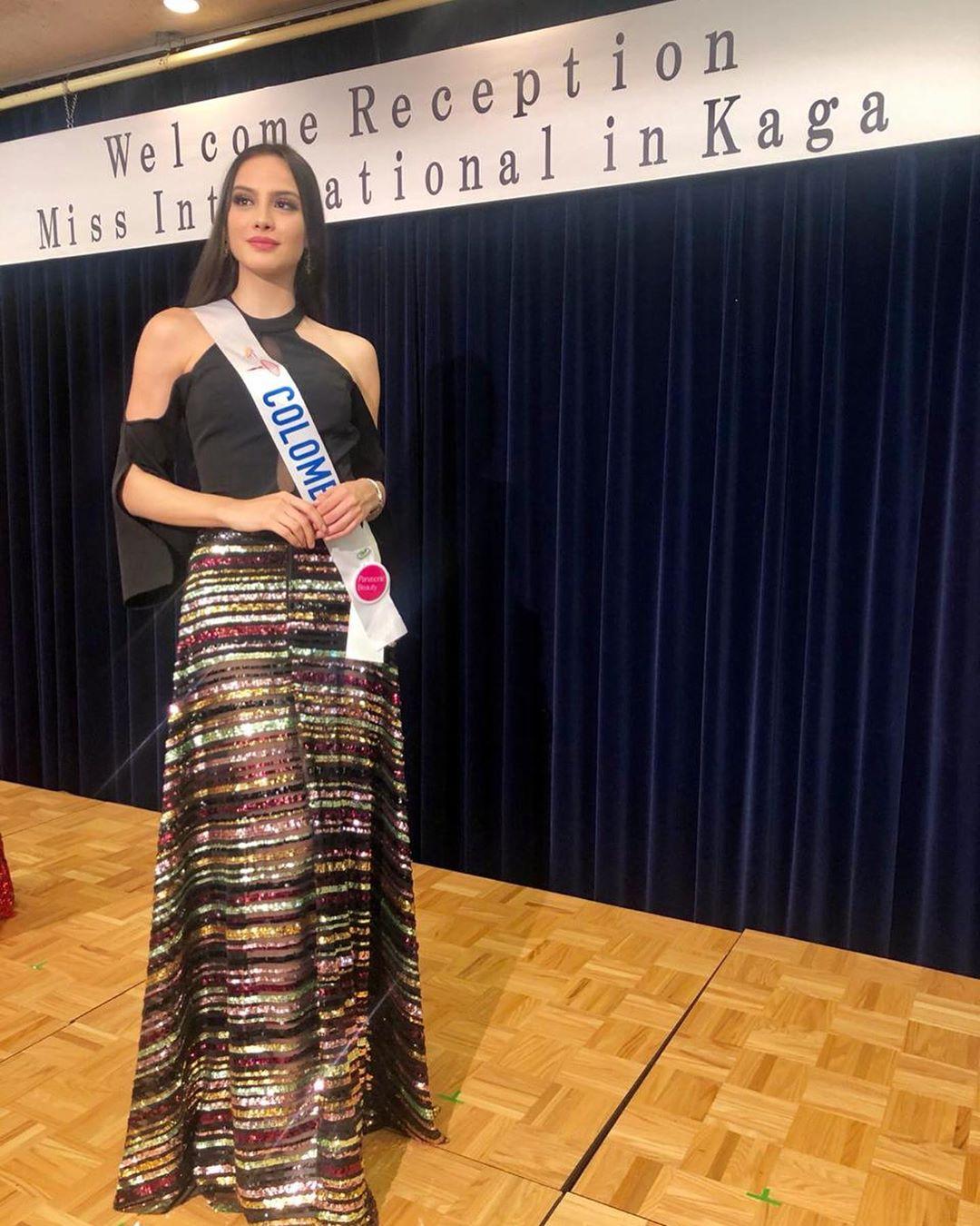 maria alejandra vengoechea, miss colombia hispanoamericana 2021/3rd runner-up de miss international 2019. - Página 5 73130710