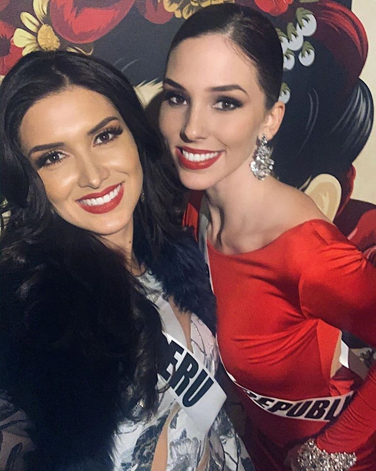 kelin rivera kroll, top 10 de miss universe 2019/2nd runner-up de miss eco international 2018/world miss university 2016. - Página 15 73133310