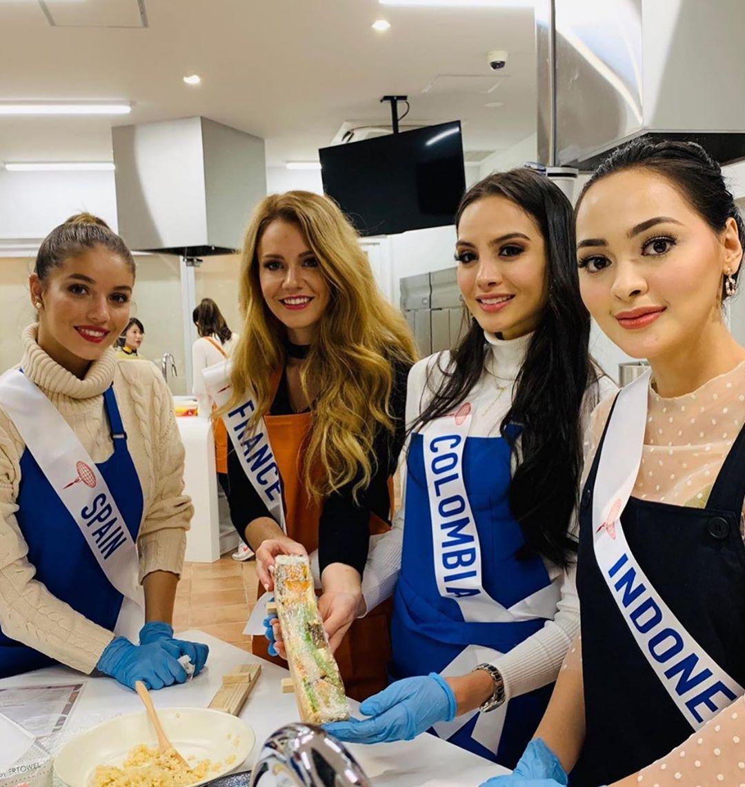 maria alejandra vengoechea, 3rd runner-up de miss international 2019. - Página 4 73208510
