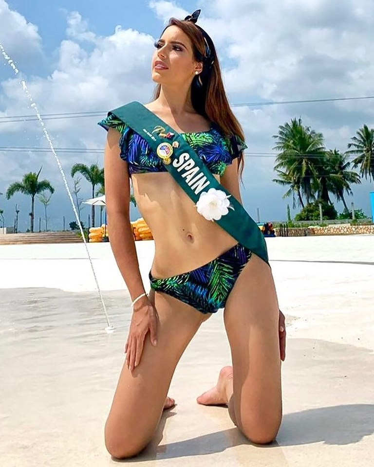 sonia hernandez, top 20 de miss earth 2019. - Página 3 73211610