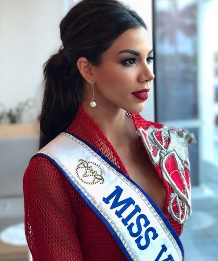 thalia olvino, top 20 de miss universe 2019. - Página 5 73255110