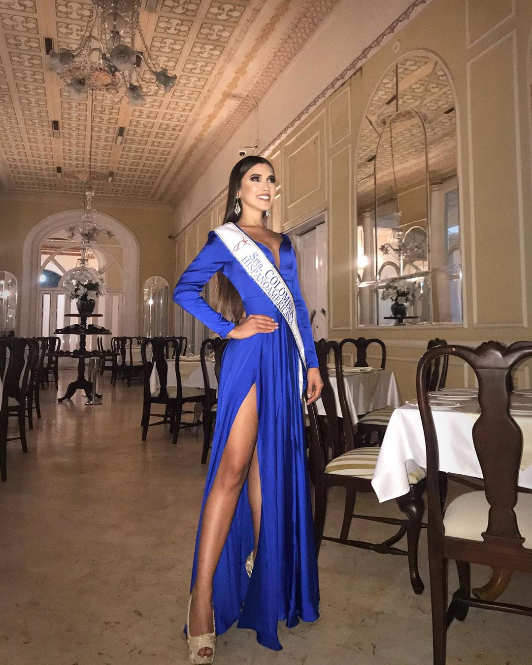 laura claro, primera finalista de reyna hispanoamericana 2019. - Página 3 73286310