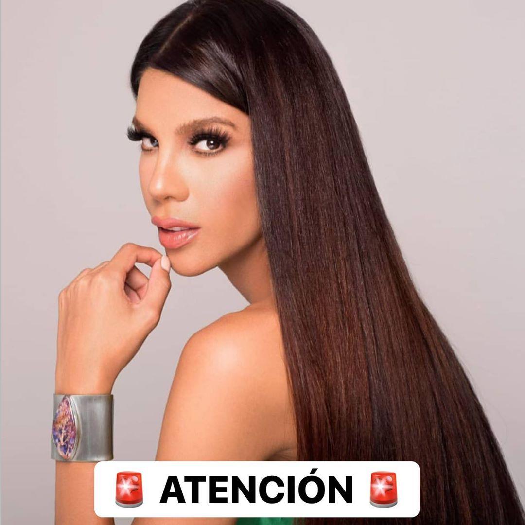 isabella rodriguez, top 40 de miss world 2019. - Página 3 73289110