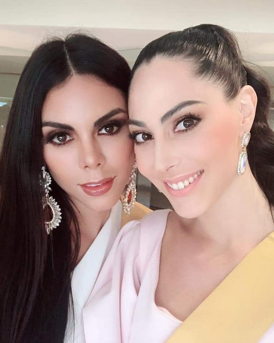 maria malo, 1st runner-up de miss grand international 2019. - Página 17 73318410