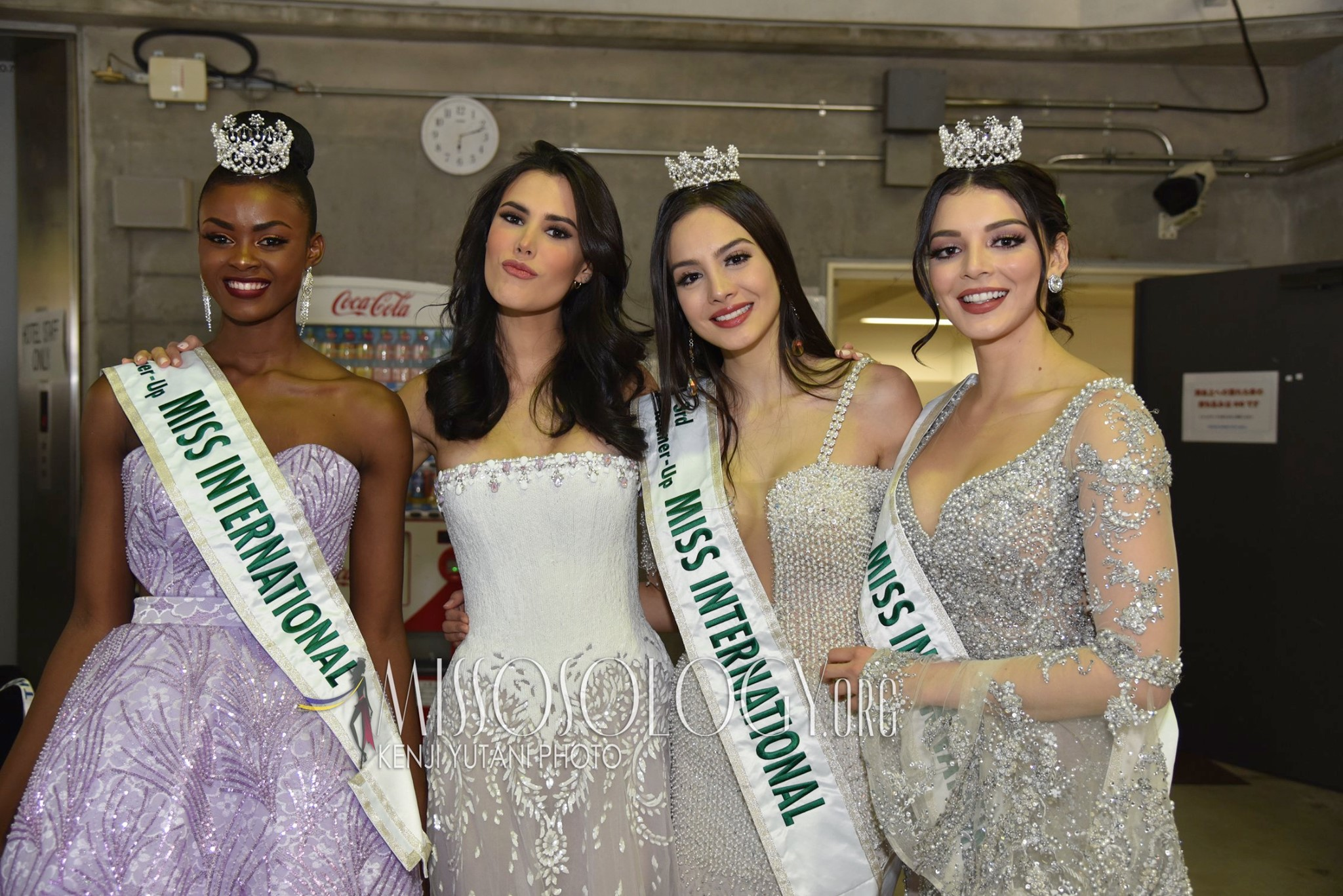 maria alejandra vengoechea, miss colombia hispanoamericana 2021/3rd runner-up de miss international 2019. - Página 13 73322410