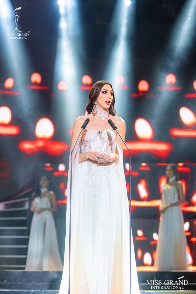 maria malo, 1st runner-up de miss grand international 2019. - Página 18 73324210