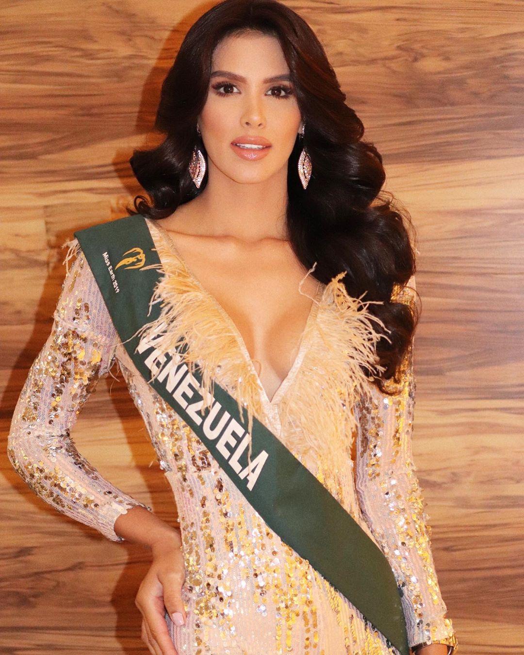 michell castellanos, miss earth venezuela 2019. - Página 9 73381010