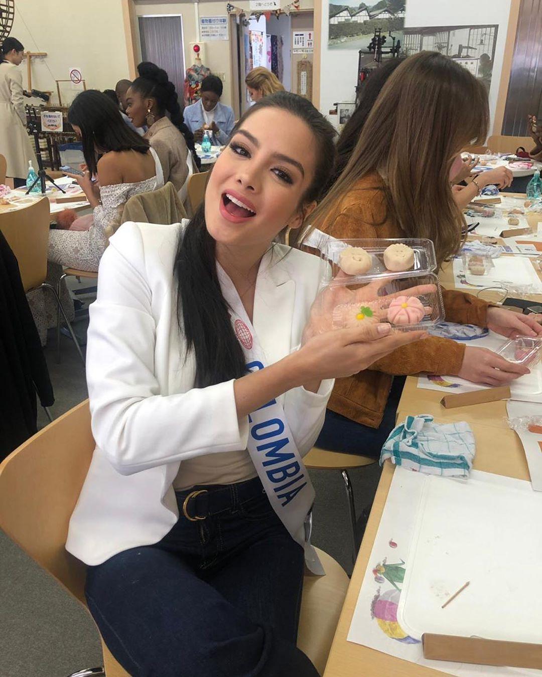 maria alejandra vengoechea, 3rd runner-up de miss international 2019. - Página 8 73385813
