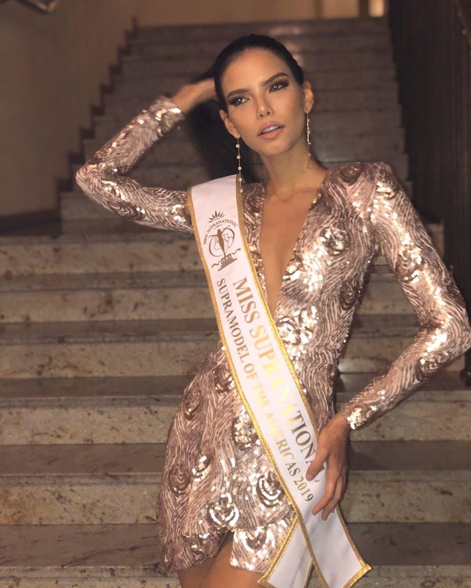 yaiselle tous, miss supranational colombia 2019. - Página 10 73387318