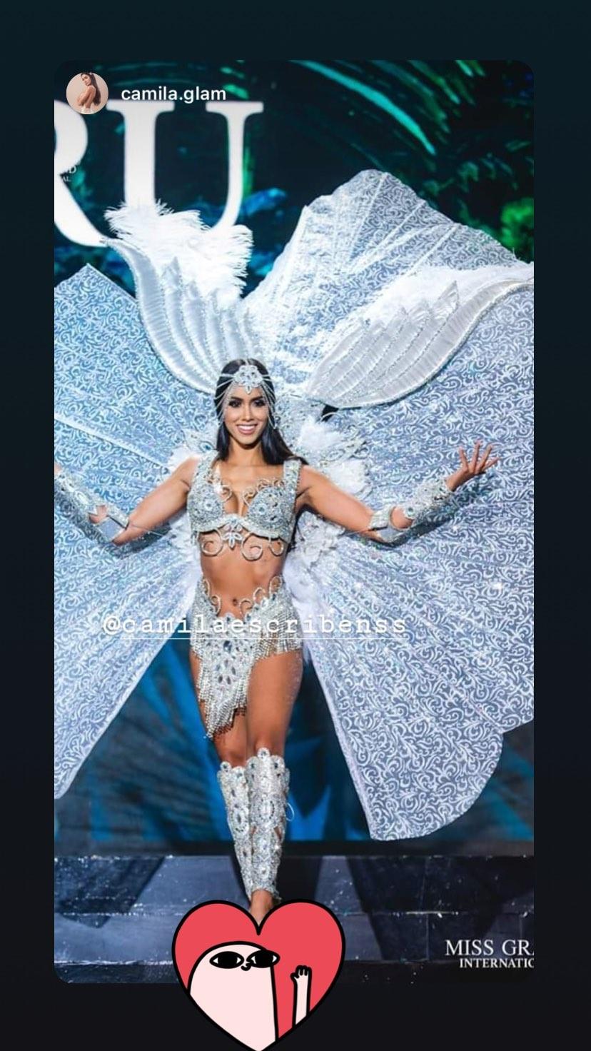 camila escribens, miss supranational peru 2020. - Página 7 73414111