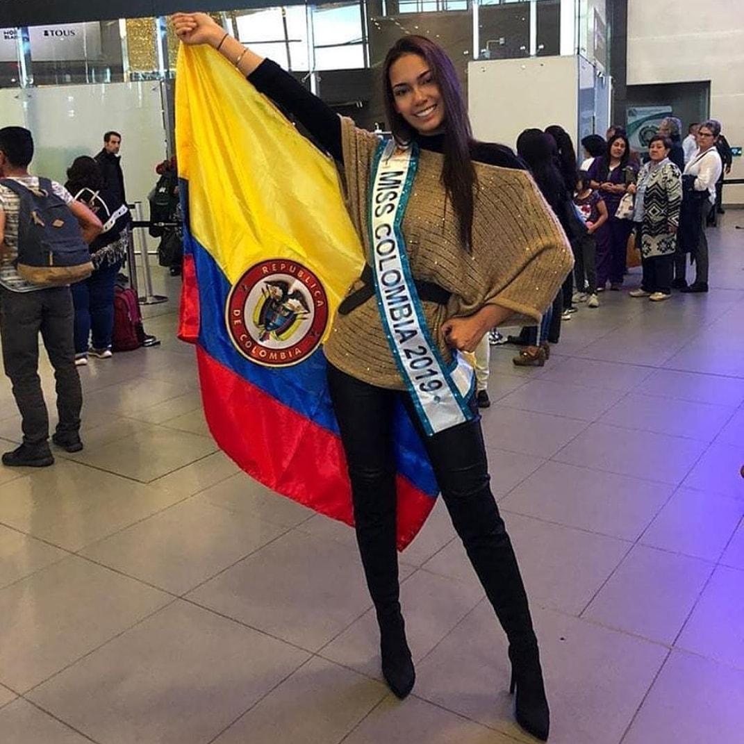 sara franco, miss colombia mundo 2019. - Página 2 73414118