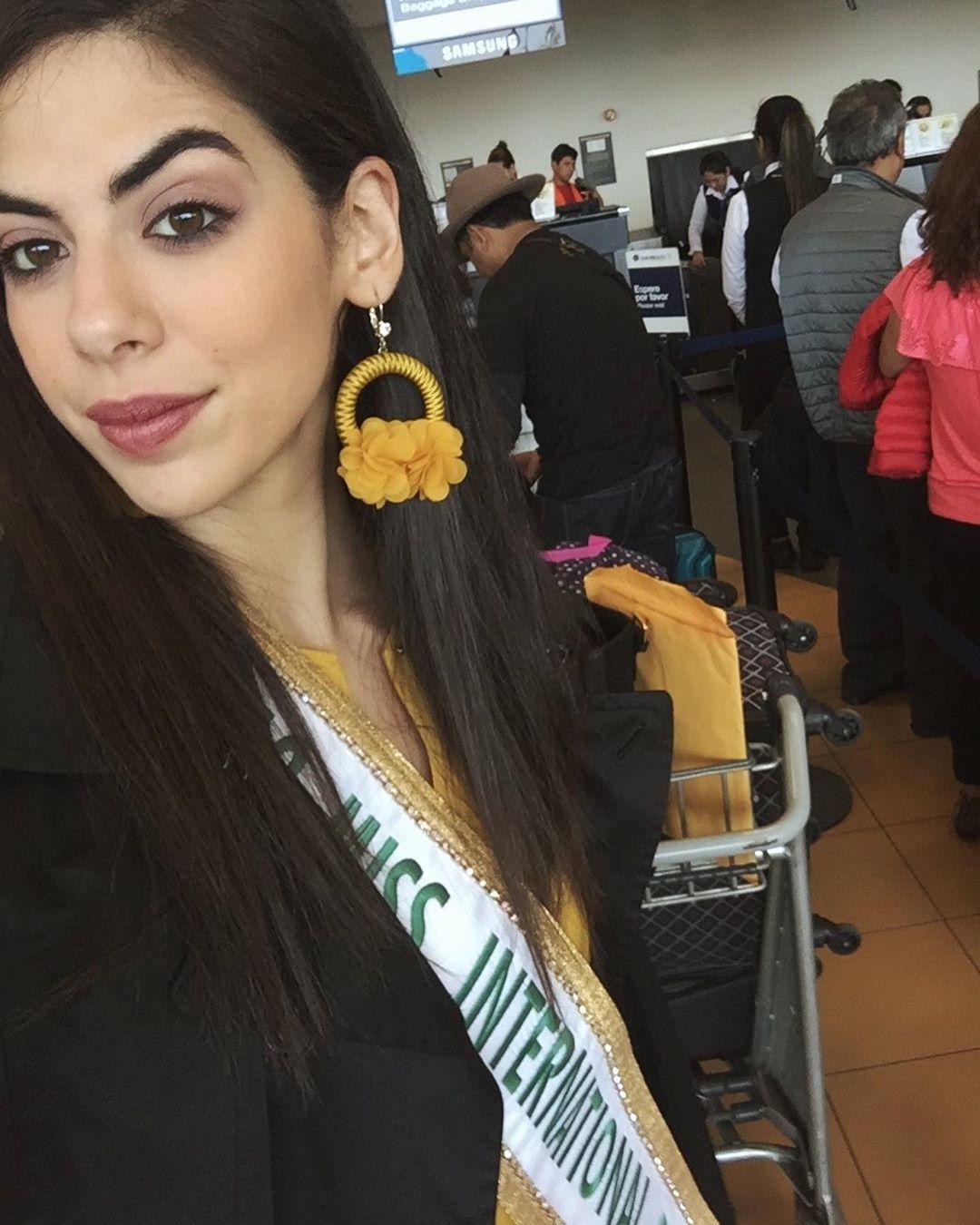 majo barbis, miss international peru 2019. - Página 3 73414910