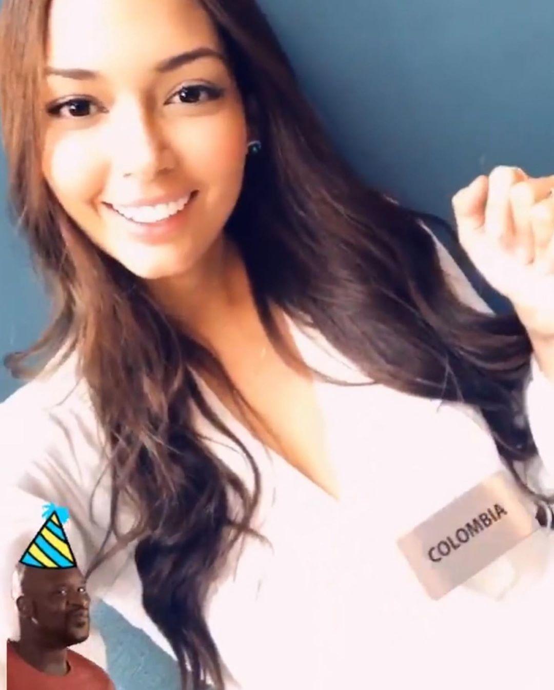 sara franco, miss colombia mundo 2019. - Página 2 73414915