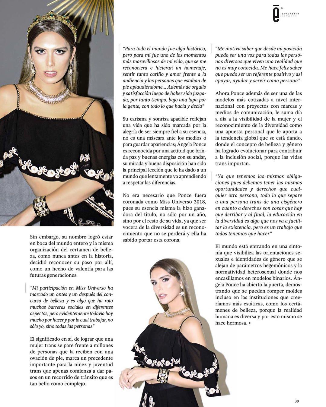 angela ponce, miss espana universo 2018. - Página 20 73420522