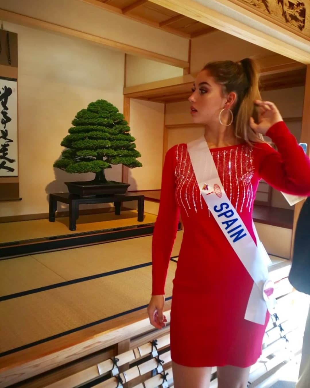 claudia cruz garcia gonzalez, miss international spain 2019. - Página 19 73456010