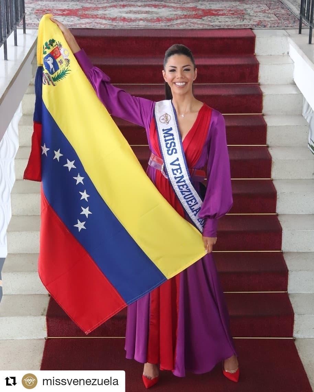 thalia olvino, top 20 de miss universe 2019. - Página 6 73456012