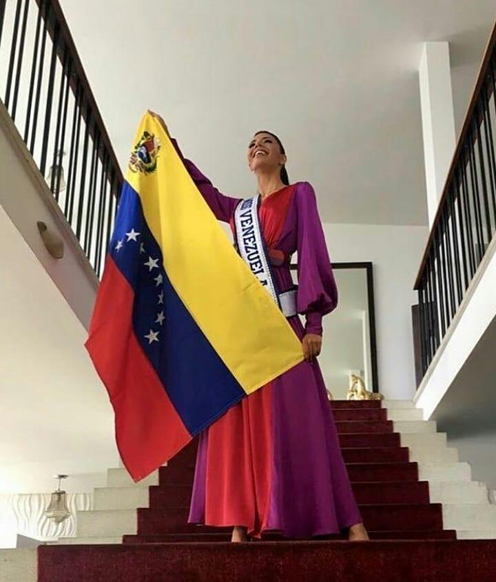 thalia olvino, top 20 de miss universe 2019. - Página 6 73456013