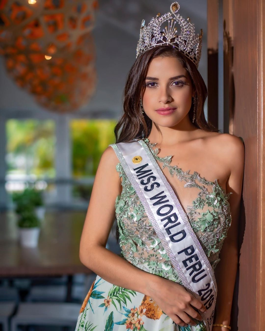 angella escudero, miss world peru 2019. 73512720