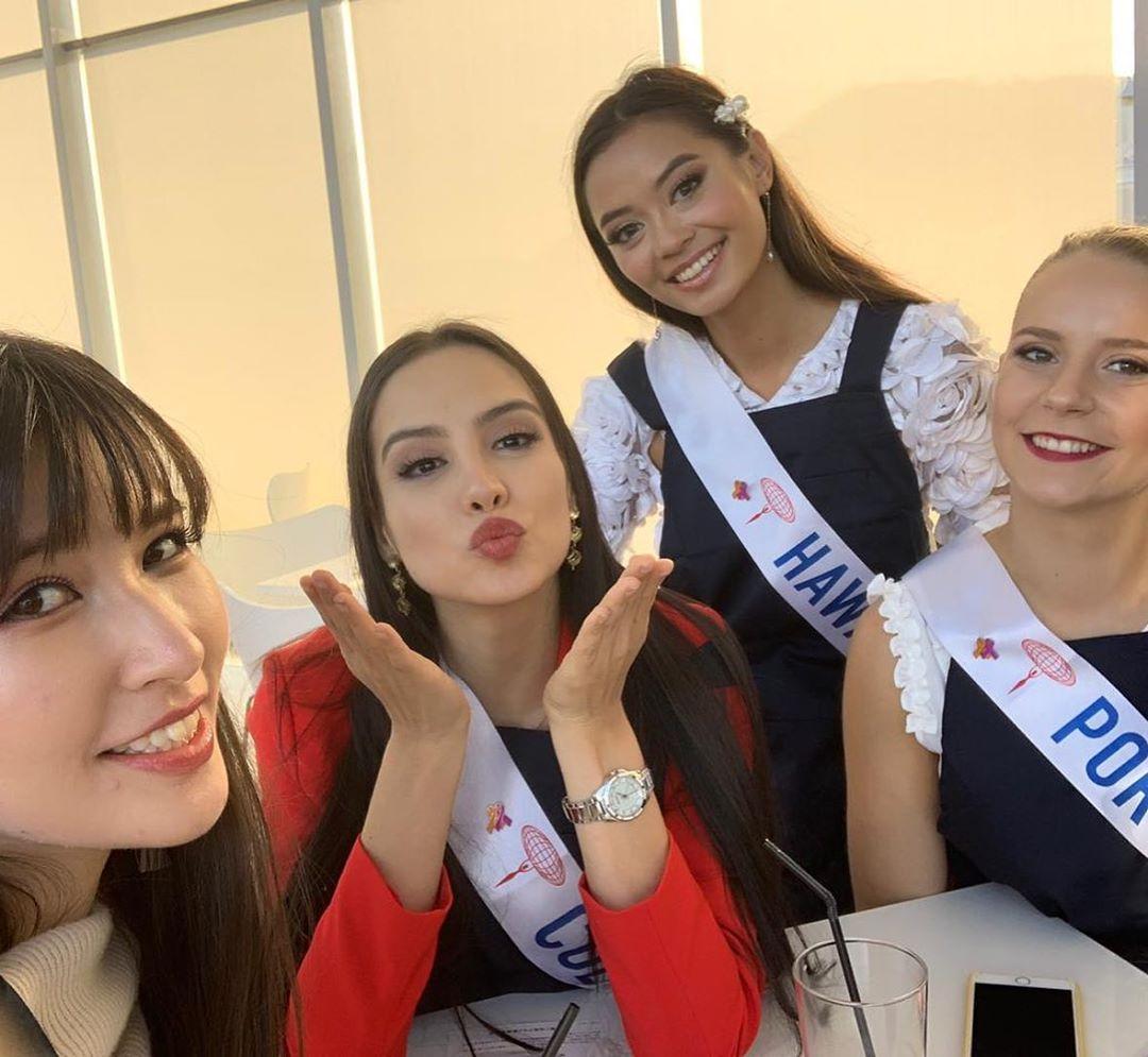 maria alejandra vengoechea, miss colombia hispanoamericana 2021/3rd runner-up de miss international 2019. - Página 5 73521711