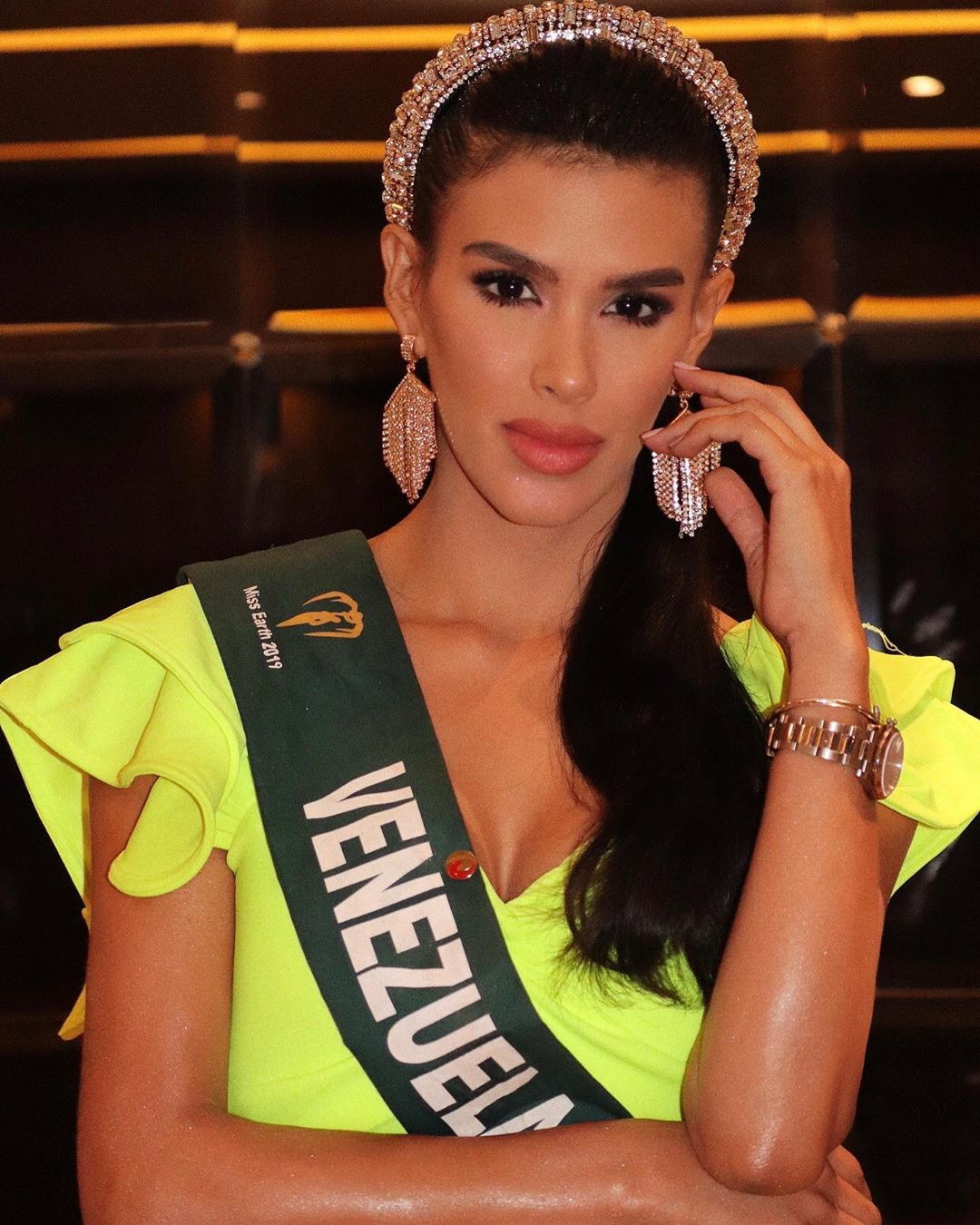 michell castellanos, miss earth venezuela 2019. - Página 9 73533211