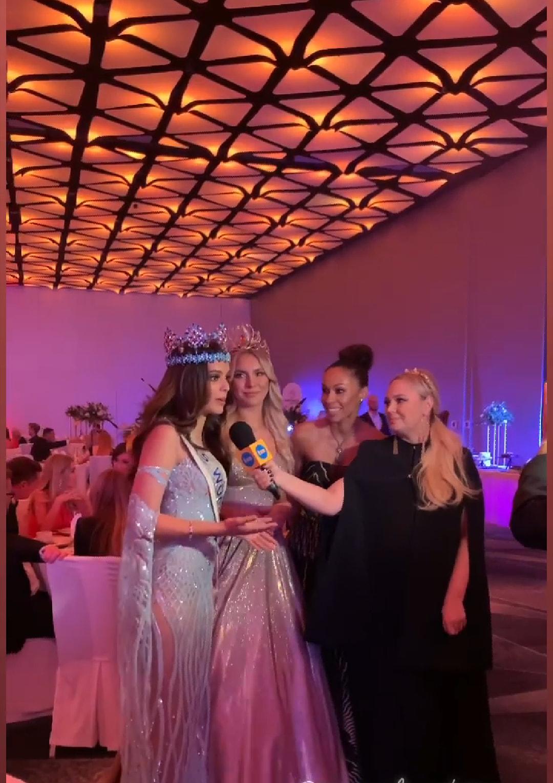 vanessa ponce de leon, miss world 2018. II - Página 3 73537310
