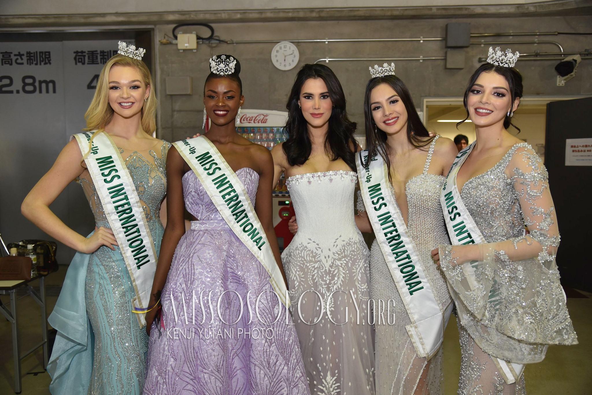 maria alejandra vengoechea, miss colombia hispanoamericana 2021/3rd runner-up de miss international 2019. - Página 13 73539110